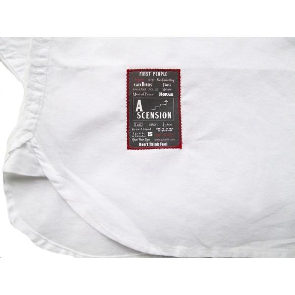 ASCENSION(アセンション)オックスフォード ペイントシャツ as-713 juice16 04