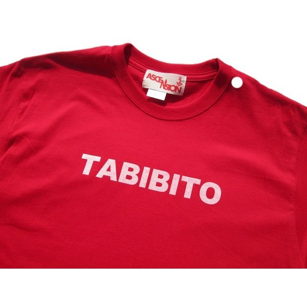 Tシャツ  ASCENSION(アセンション)  TABIBITO(旅人)  as-714|juice16|07