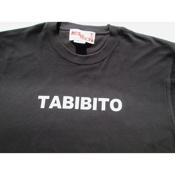 Tシャツ  ASCENSION(アセンション)  TABIBITO(旅人)  as-714|juice16|09