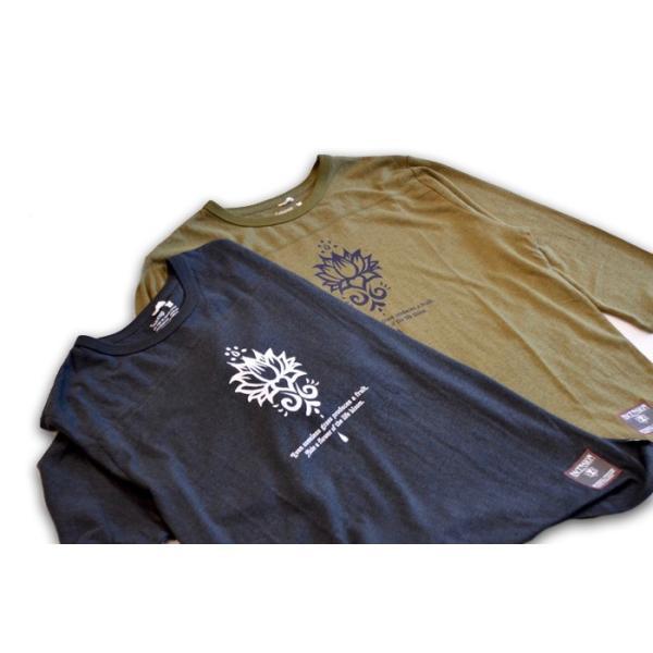 フットボールTシャツ ASCENSION(アセンション)× GOHEMP(ゴーヘンプ)