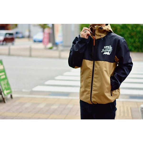 ASCENSION(アセンション)Life is journey Mountain jacket マウンテンジャケット  as-728 juice16