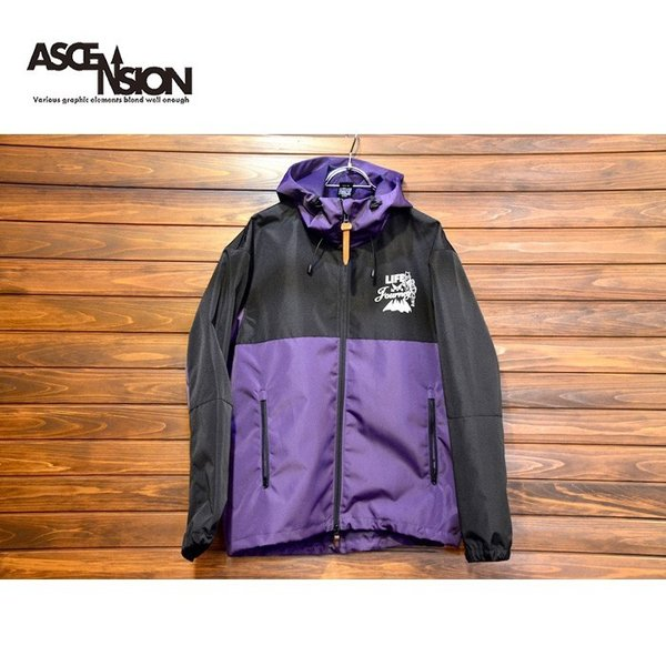 ASCENSION(アセンション)Life is journey Mountain jacket マウンテンジャケット  as-728 juice16 02
