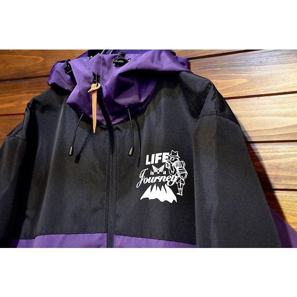ASCENSION(アセンション)Life is journey Mountain jacket マウンテンジャケット  as-728 juice16 04
