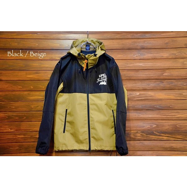 ASCENSION(アセンション)Life is journey Mountain jacket マウンテンジャケット  as-728 juice16 06