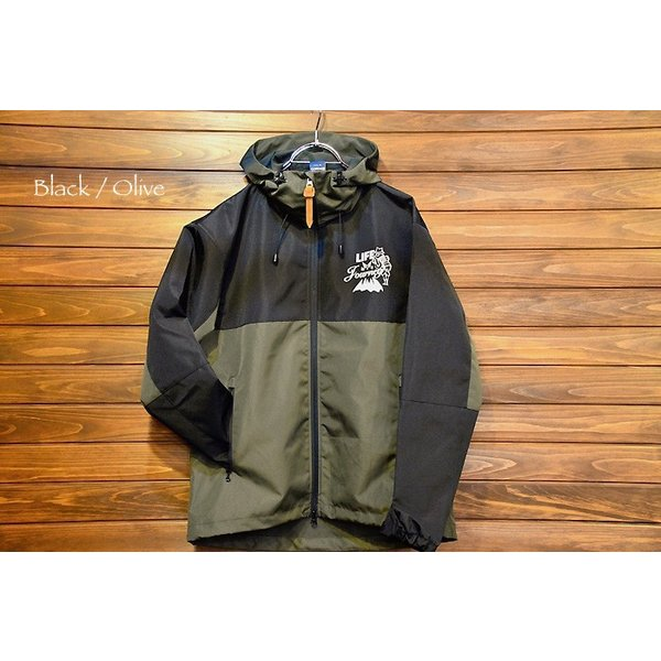 ASCENSION(アセンション)Life is journey Mountain jacket マウンテンジャケット  as-728 juice16 07