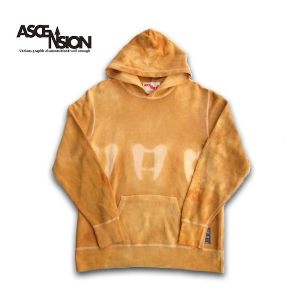 ASCENSION(アセンション)Tiedye Pullover Hoodie パーカー as-732|juice16|02