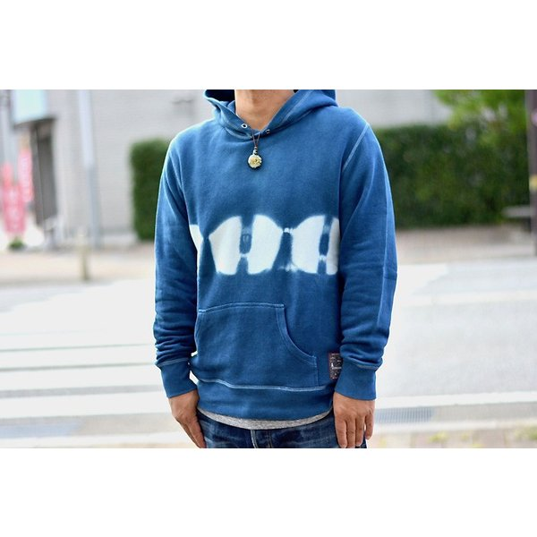 ASCENSION(アセンション)Tiedye Pullover Hoodie パーカー as-734 juice16