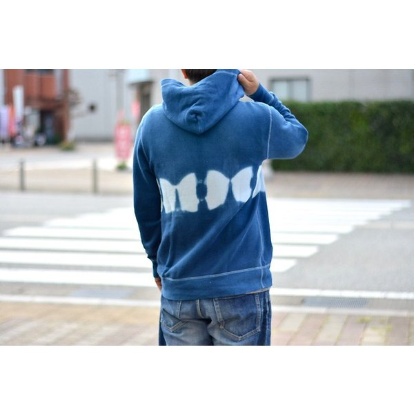 ASCENSION(アセンション)Tiedye Pullover Hoodie パーカー as-734 juice16 06
