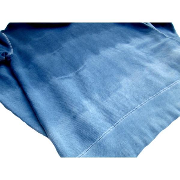 ASCENSION(アセンション)INDIGO PULLOVER HOODIE 藍染めグラーデーション パーカー as-742|juice16|07