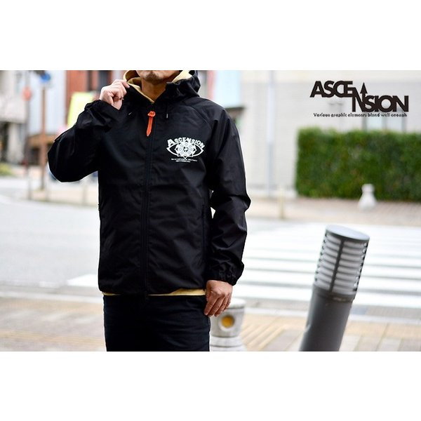 ASCENSION(アセンション)Open your eyes Mountain jacket マウンテンジャケット as-743|juice16