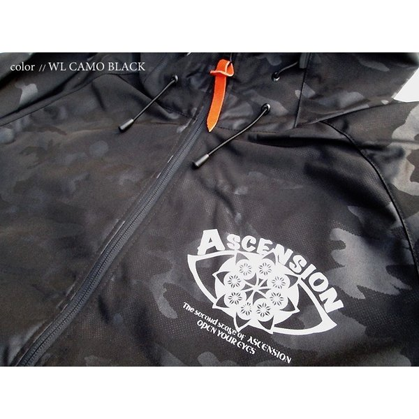 ASCENSION(アセンション)Open your eyes Mountain jacket マウンテンジャケット as-743|juice16|11