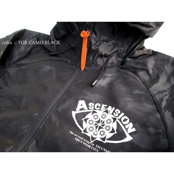 ASCENSION(アセンション)Open your eyes Mountain jacket マウンテンジャケット as-743|juice16|09