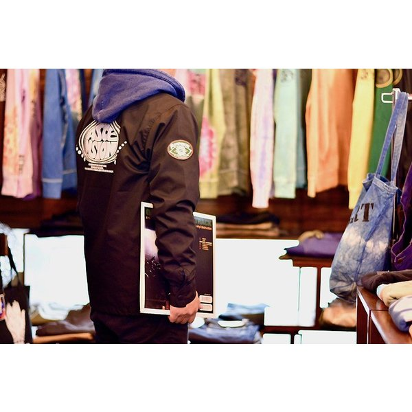 ASCENSION(アセンション)COACH JACKET(コーチジャケット) as-744 juice16