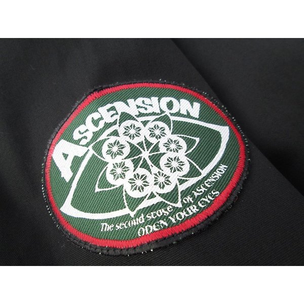 ASCENSION(アセンション)COACH JACKET(コーチジャケット) as-744 juice16 07
