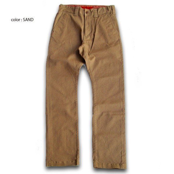 GO WEST(ゴーウェスト)WORK ON PANTS/DRILL STRETCH  gw-016 juice16 02