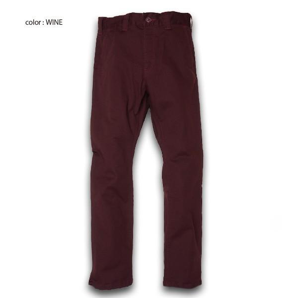 GO WEST(ゴーウェスト)WORK ON PANTS/DRILL STRETCH  gw-016 juice16 04