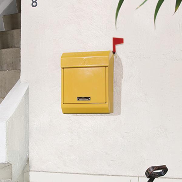 郵便ポスト メールボックス アメリカン Mail box ダイヤルロック「アートワークスタジオ(ARTWORKSTUDIO)Mail box 2」
