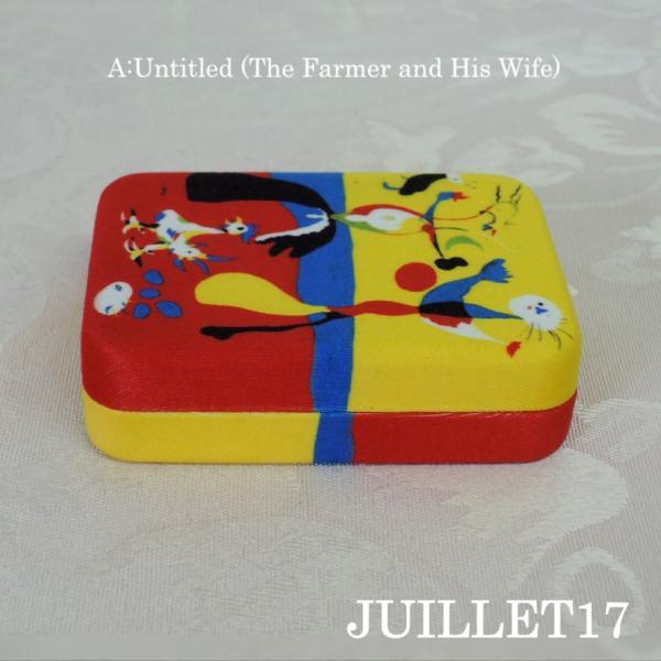 Joan Miro ジョアン・ミロ アクセサリーケース ボックス 携帯用|juillet17|02