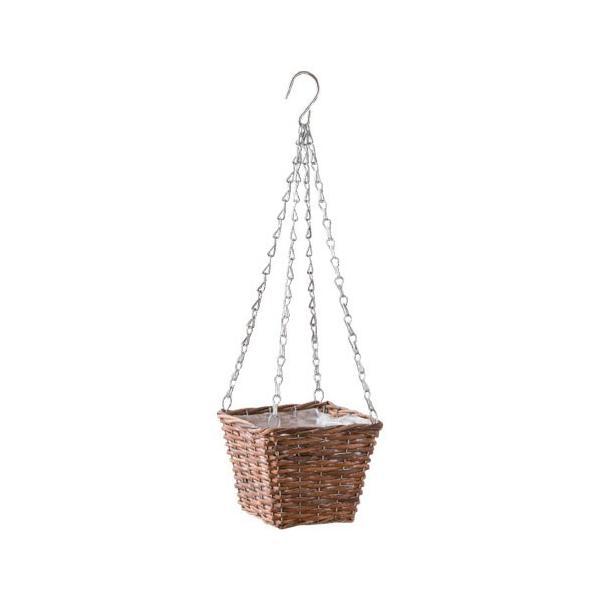 RoomClip商品情報 - ハンギングバスケット スクエアL/17.5×17.5cm