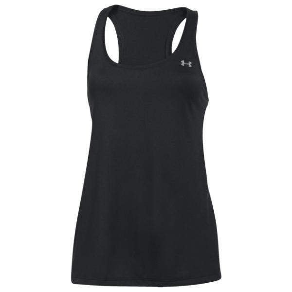 アンダーアーマーTシャツ(半袖)海外モデルレディーステックタンクトップ-Women¥'sunderarmourUnderArmo