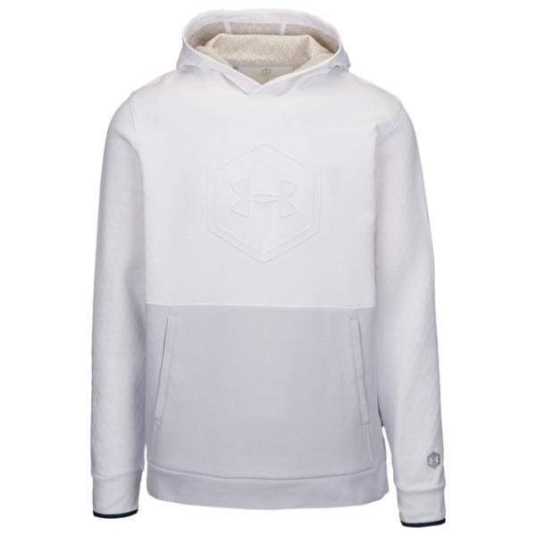 アンダーアーマー トレーニング ジャケット/パーカー/ベスト 海外モデル メンズ フリース グラフィック フーディー・パーカー  - Men¥'s underarmour