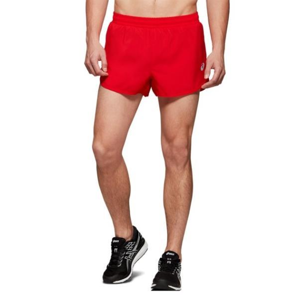 アシックス ランニング ショートパンツ 海外モデル メンズ ショーツ ハーフパンツ  - Men¥'s ASICS SPLIT Split Shorts