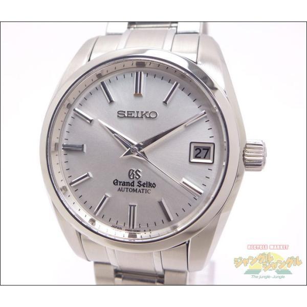 SEIKO グランドセイコー SBGR051 9S65-00B0 SS 自動巻き シルバー文字盤 メンズ腕時計