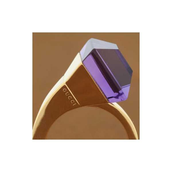 グッチ 205795-J8C91/8075/11 リング  指輪  GUCCI  K18YG  イエローゴールド|juraice|02