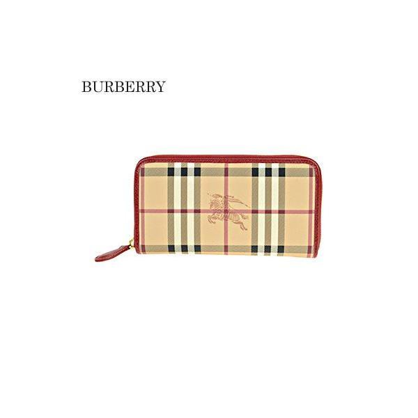 BURBERRY バーバリー  3861103-6080T 長財布 小銭入れ付 ラウンドファスナー|juraice