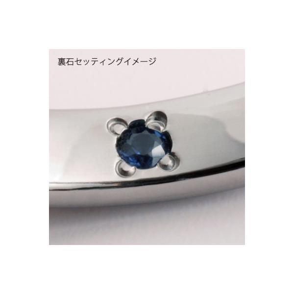 送料無料 刻印可能 3〜19号/誕生石/セミオーダーメイド シェアハート ステンレス ダイヤモンド リング/シルバー 4SUR102LRD sale juraice 03