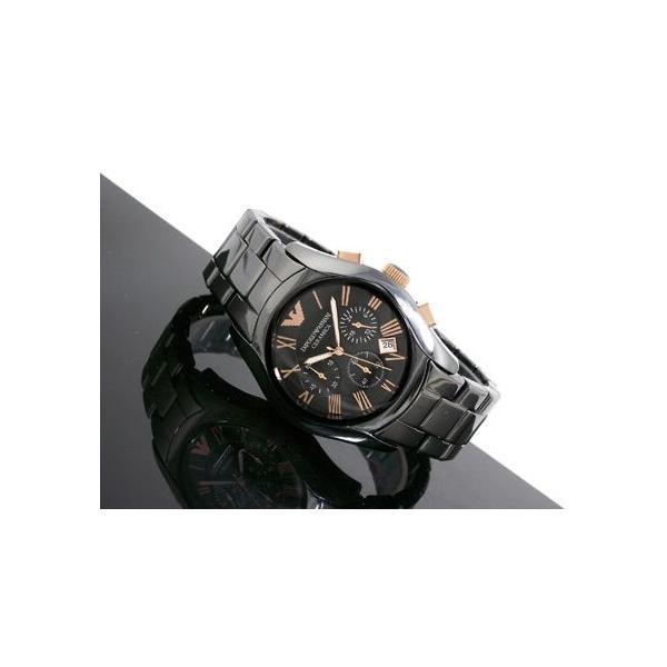 エンポリオ・アルマーニ AR1410 メンズ  腕時計|juraice|02