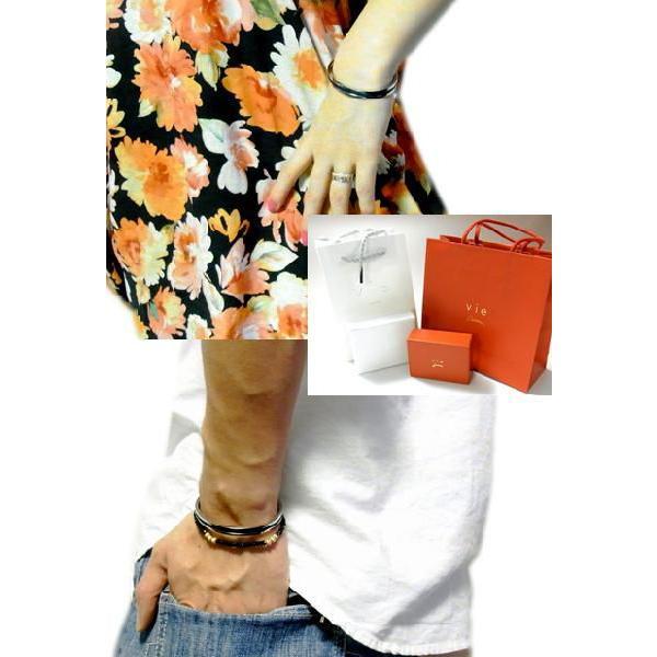 ペアブレスレット バングル メンズ レディース ステンレス ブルー ユニセックス アレルギー ブランド vie sale|juraice|03