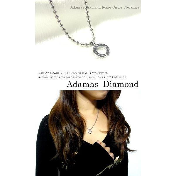 ネックレス ペンダント Big 送料無料 ダイヤモンド ステンレス Adamas 年度末 sale|juraice|05
