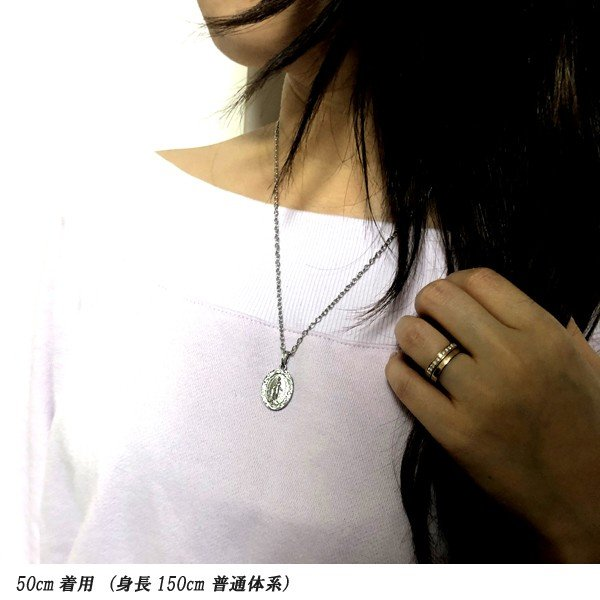 ハワイアンジュエリー マリア ネックレス レディース メンズ K14イエローゴールドコーティング シルバー カレイキニ お花 アロマ プレゼント 誕生日 記念|juraice|05