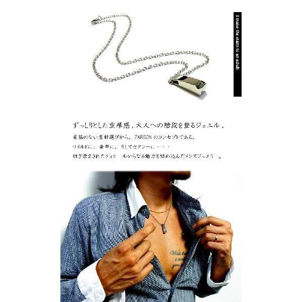 ネックレス メンズ ステンレス ブラッククリスタル ペンダント ブランド プレゼント ZARGON 半額 sale|juraice|04