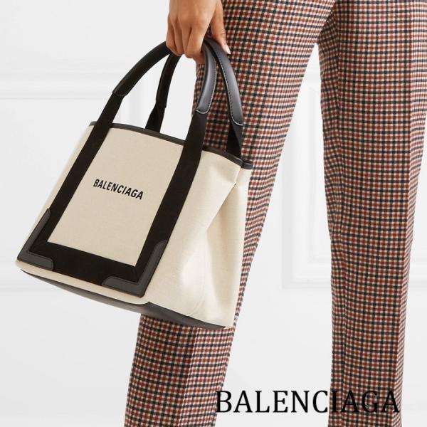 バレンシアガ BALENCIAGA CABAS カバ 使い勝手の良い人気のSサイズ ブラック/BLACK jurer-store