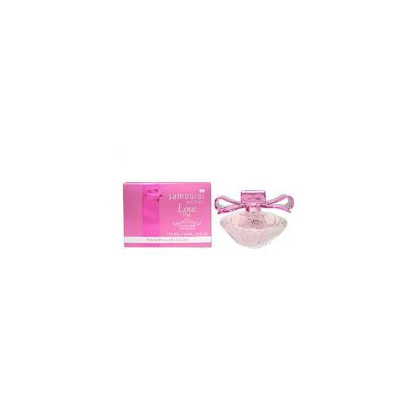 【お取り寄せ】アランドロン サムライ ウーマン ラブ ピンク テスタータイプ 40ml EDT/香水|jurer-store