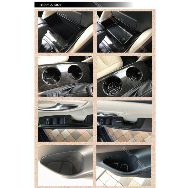 トヨタ 新型クラウン220系専用 インテリアラバーマット ドアポケットマット 保護&ドレスアップ アクセサリーパーツ CROWN jusby jusby-auto 06