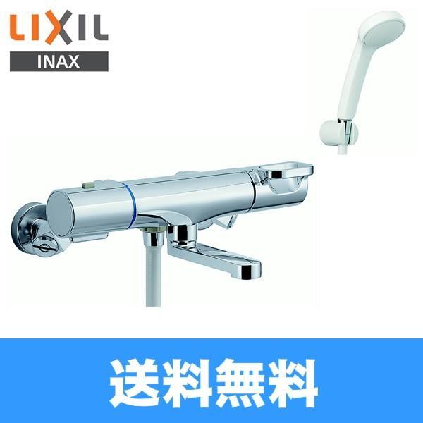 BF-WM147TSG リクシル LIXIL/INAX シャワーバス水栓 サーモスタット  エコフルスプレーシャワー  一般地