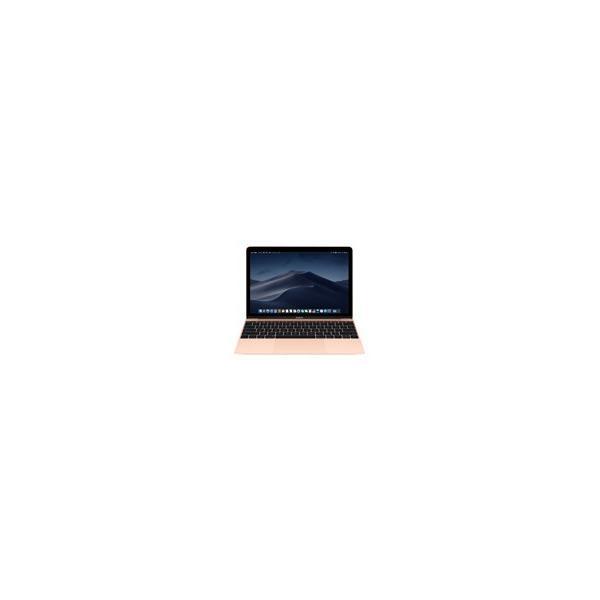 MacBook 12インチ[2018年/SSD 256GB/メモリ 8GB/1.2GHzデュアルコアCore m3]ゴールド MRQN2J/Aの画像