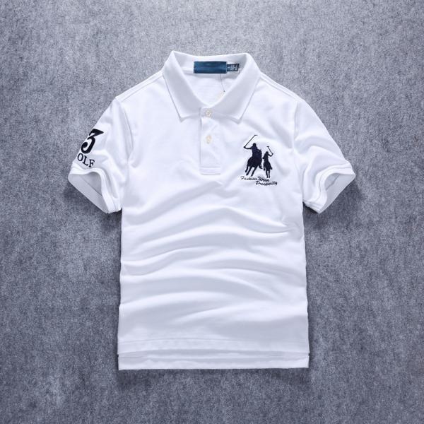 ポロシャツ メンズ 無地 刺繍入り 綿100% 柔らかい カラフル 16色展開 ゴルフウェア カジュアル 夏新作|justmode|12