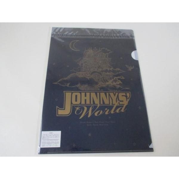 A.B.C-Z クリアファイル 集合 JOHNNYS' World 未開封 justy-net 02