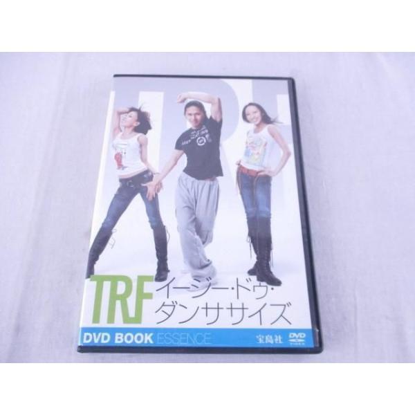 タレント TRF イージー・ドゥ・ダンササイズ DVD BOOK ESSENCE