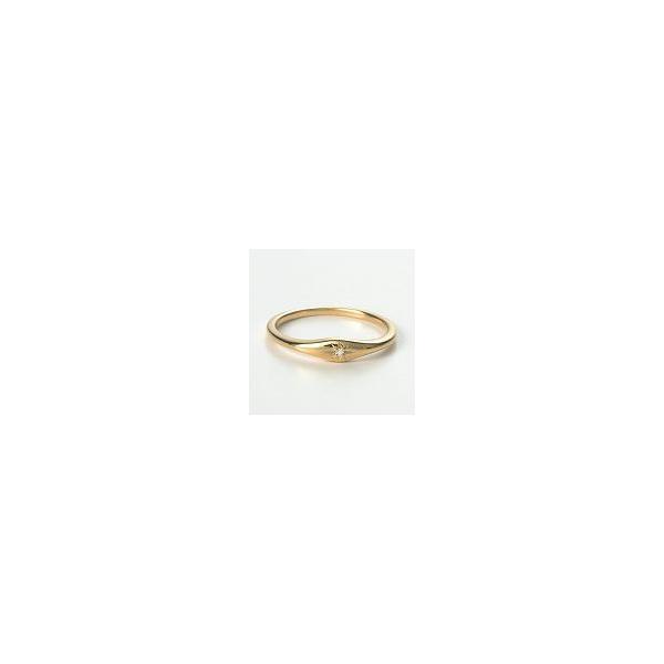ゴールド リング 指輪 ダイヤモンド 彼女 誕生日プレゼント 記念日 ギフト 妻 おしゃれ かわいい  Ache 送料無料 母の日 春コーデ 入学祝い
