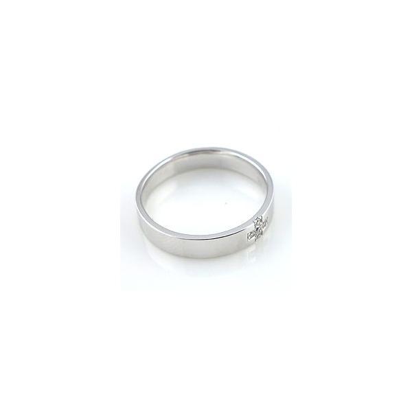 ダイヤモンドクロスリング ホワイトゴールドK10 レディースリング K10WG 指輪 ring ファッションリング ホワイトデー プレゼント