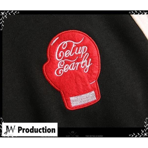 メンズ パーカー トップス プルオーバー 長袖 トレーナー スウェット メンズファッション おしゃれ 大きいサイズ オーバーサイズ 秋冬|jwstore|06