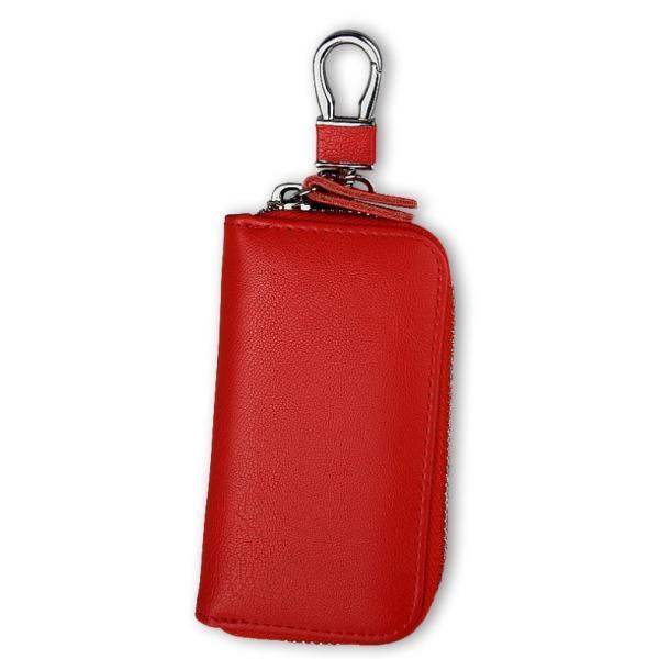 キーケース 鍵 レザー 革 ファッション小物 ケース キーホルダー キーリング スマートキー 雑貨 牛皮 牛革 key002 jwstore 08