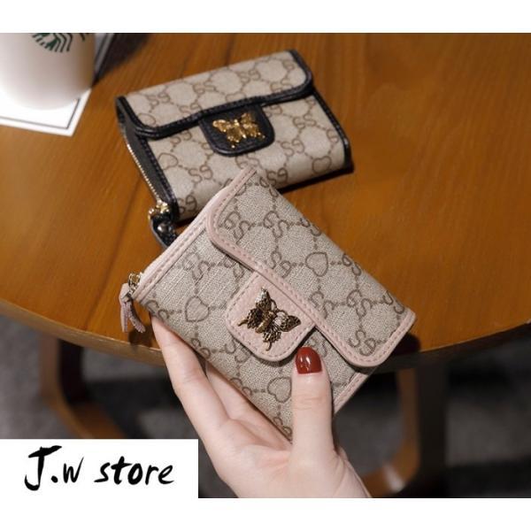 レディース 財布 女性 ファッション財布 ウォレット カード入れ 便利 おしゃれ 小物入れ 多機能 lecc003|jwstore|02