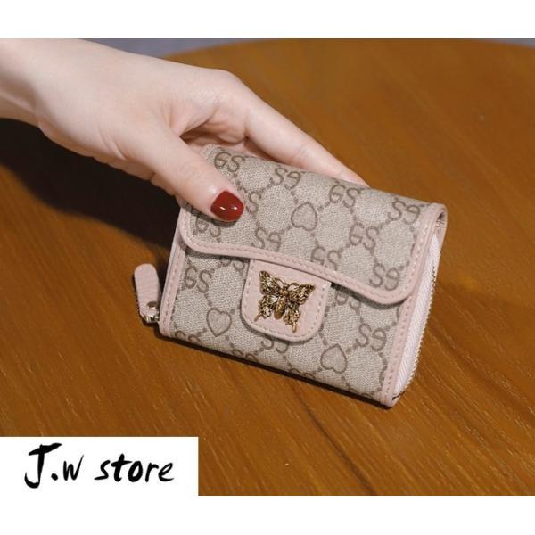 レディース 財布 女性 ファッション財布 ウォレット カード入れ 便利 おしゃれ 小物入れ 多機能 lecc003|jwstore|04