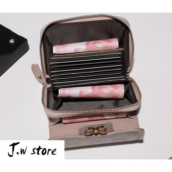 レディース 財布 女性 ファッション財布 ウォレット カード入れ 便利 おしゃれ 小物入れ 多機能 lecc003|jwstore|09